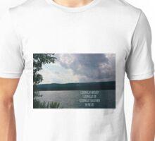Goodnight Squid Men Unisex T-Shirt