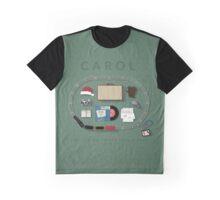 Carol (2015) - Items Graphic T-Shirt