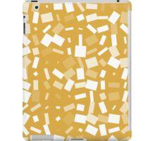 pattern brown iPad Case/Skin