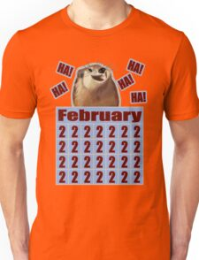 Groundhog Day Forever Unisex T-Shirt