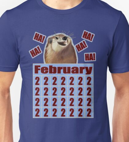 Groundhog Day Forever Unisex T-Shirt