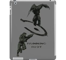 Running Riot - Halo iPad Case/Skin