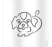 dog pen Poster