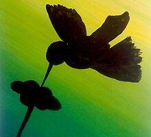 Always, My Little Hummingbird by ChloeDenise