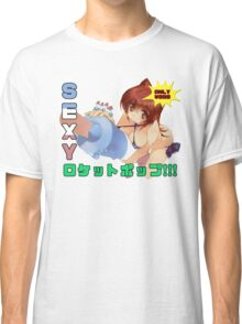 Sexy Rocket POP Classic T-Shirt