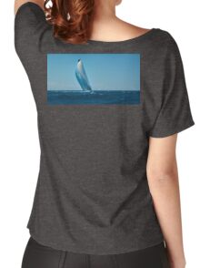 Sydney to Hobart yacht race - Black Jack Volvo 70 - 2016 Women's Relaxed Fit T-Shirt