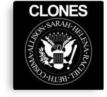 Clone Punk Canvas Print
