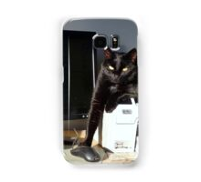 Playing Cat And Mouse - NZ Samsung Galaxy Case/Skin