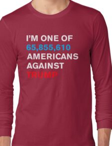 Americans Against Trump Long Sleeve T-Shirt