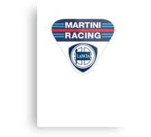 Martini Racing Metal Print