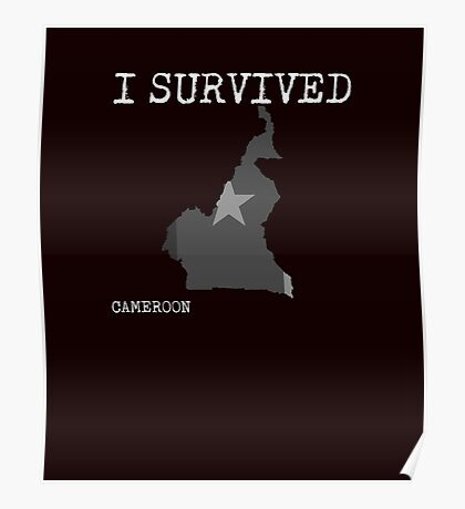 I Survived Cameroon Poster