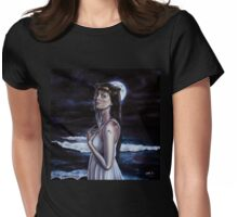 Scorpio Zodiac Girl by Ocean Womens Fitted T-Shirt