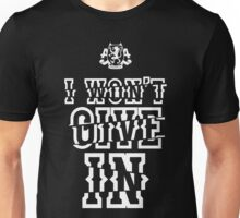 Asking Alexandria I won't give in the black album Unisex T-Shirt