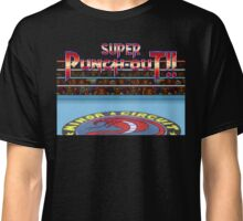 Super Punch-Out!! (SNES Title Screen) Classic T-Shirt