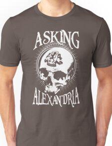 Asking Alexandria Skull  tshirt and hoodie Unisex T-Shirt