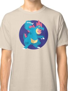 Feraligatr - 2nd Gen Classic T-Shirt