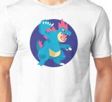 Feraligatr - 2nd Gen Unisex T-Shirt