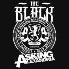 Asking Alexandria  the black album tshirts and hoodies by lu2k