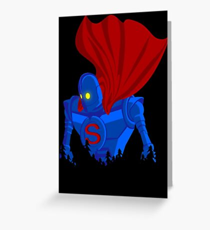 SUPER GIANT Greeting Card