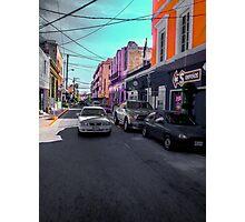 Rush Street Photographic Print