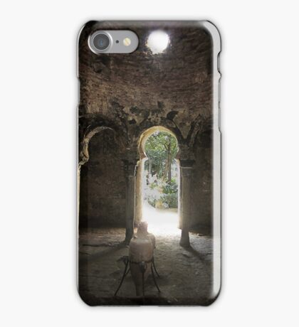 The Arab Baths. iPhone Case/Skin