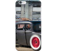 Railroad Rat Rod iPhone Case/Skin