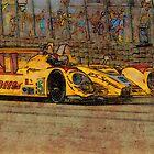 Porsche Spyder American LeMans Series by DaveKoontz