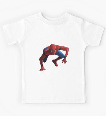 Homecoming Spider-Man Kids Tee
