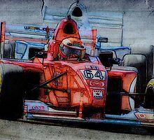 Formula Atlantic No. 64 by DaveKoontz