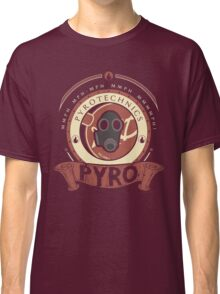Pyro - Red Team Classic T-Shirt
