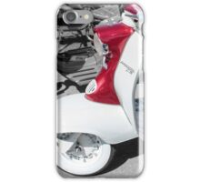 Lambretta iPhone Case/Skin