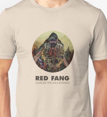 Red Fang - Murder the Mountains Unisex T-Shirt