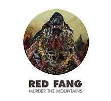 Red Fang - Murder the Mountains Photographic Print
