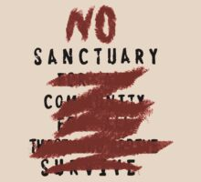 No Sanctuary by ShadyEldarwen