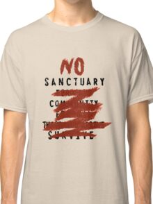No Sanctuary Classic T-Shirt