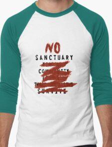 No Sanctuary Men's Baseball ¾ T-Shirt