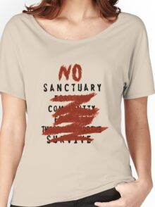 No Sanctuary Women's Relaxed Fit T-Shirt