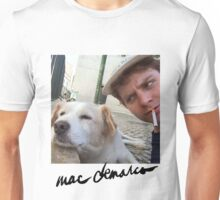 Big Mac with a dog  Unisex T-Shirt
