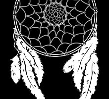 Dreamcatcher - Black by papabuju