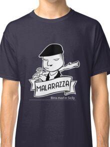 Malarazza Logo Mono Classic T-Shirt