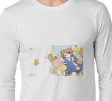 Dango Garden - Clannad Long Sleeve T-Shirt