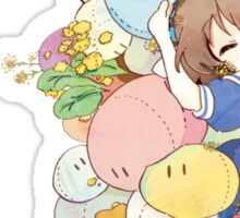 Dango Garden - Clannad Sticker