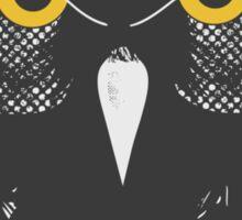 Owl Dark Sticker