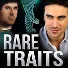 Rare Traits - Book I of the Rare Traits Trilogy by David Clarke