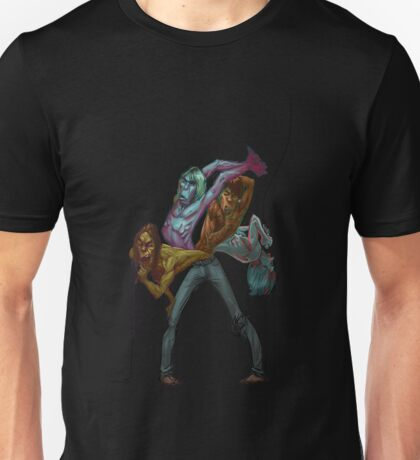 The 4 ages of Iggy Unisex T-Shirt