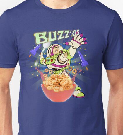 Buzz'os Lightyear Breakfast Cereal Unisex T-Shirt