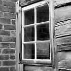 Window Into Yesteryear by Phil Perkins