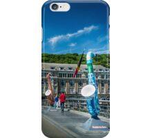 Saxaphone Street iPhone Case/Skin