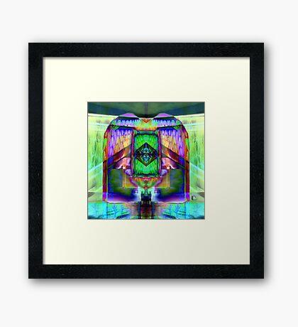 Heart Chamber 2 Framed Print