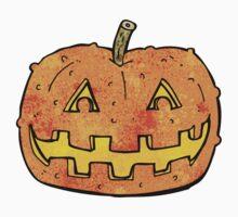 cartoon pumpkin by Matthew Britton